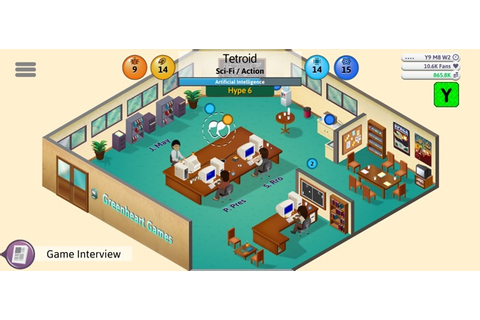 ‎Game Dev Tycoon on the App Store