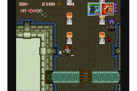 Gameplay - Gunple Gunman´s Proof SNES - YouTube
