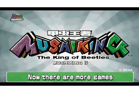 MUSHIKING The King of Beetles IV/4/5/6/ SEGA =SP NEW NAOMI ...