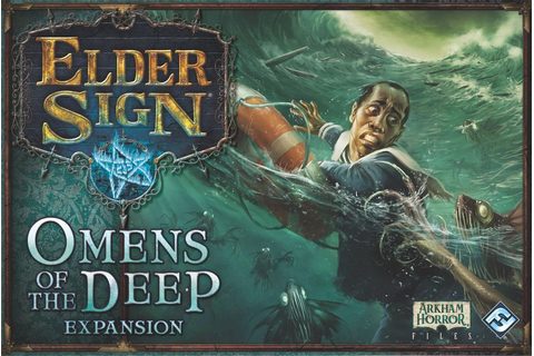 Elder Sign: Omens of the Deep - Olhando para o escuro ...