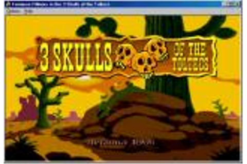 3 Skulls of the Toltecs for DOS (1996) - MobyGames