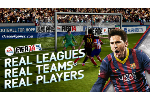 FIFA 14 Free Download - Ocean Of Games