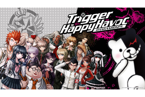 DanganRonpa- Trigger Happy Havoc Stream Playthrough Part 1 ...