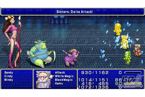 Final Fantasy IV: The Complete Collection (Sony PSP ...