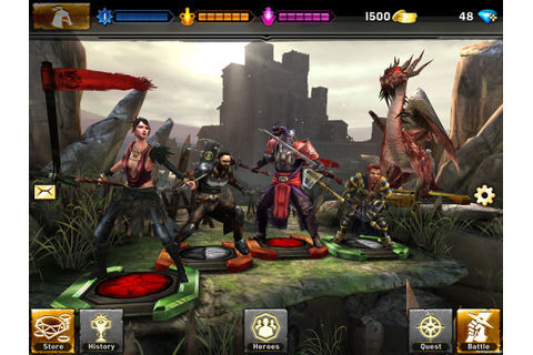 Dungeon Keeper or Heroes of Dragon Age? Take Both - They ...