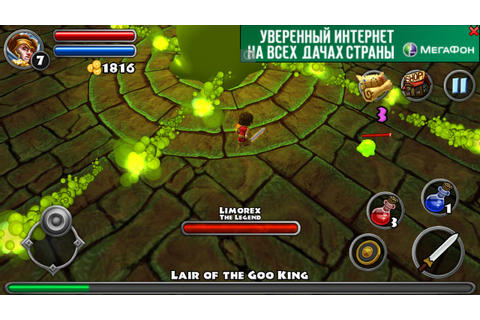 Dungeon Quest – Games for Android – Free download. Dungeon ...