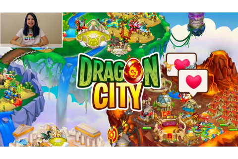 DRAGON CITY GAMEPLAY EP1 | FIRST EPISODE! | RADIOJH GAMES ...