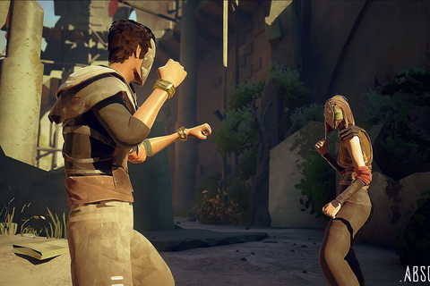 Absolver is a fighting game with the heart of a warrior ...