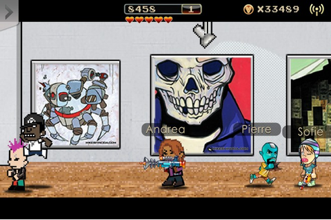 8-Bit Rebellion! Plays Out in Linkin Park iPhone Game | WIRED