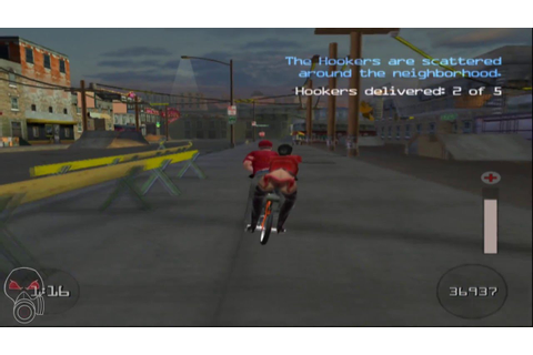 BMX XXX | PS2 Gameplay | 1080p HD - YouTube