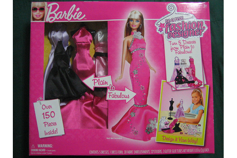 Pin Barbie Fashion Designer Game On Show An Eye For Style ...