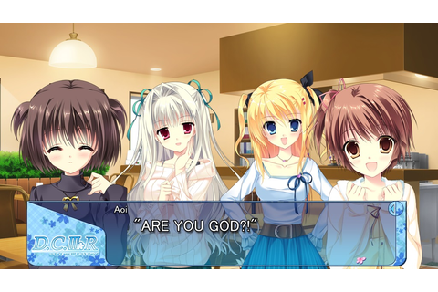 (18+) EROGE REVIEW: D.C. III R - Da Capo III R X-rated ...