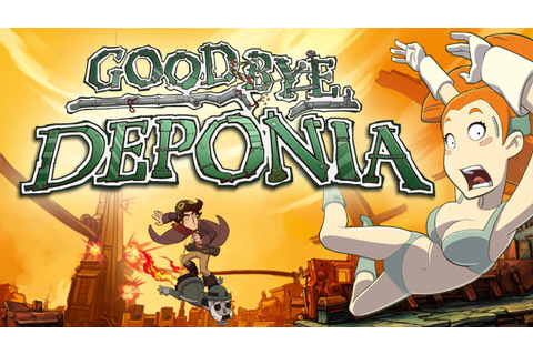 Goodbye Deponia - Official Trailer - English - YouTube