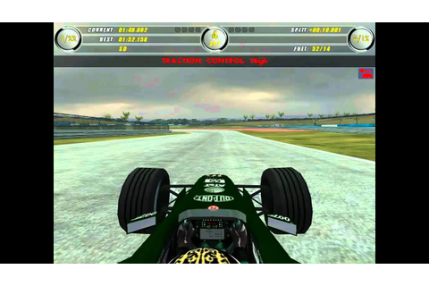 EA Sports F1 2002 Game Review - YouTube