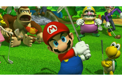 Mario Golf: Toadstool Tour - IGN Plays - YouTube