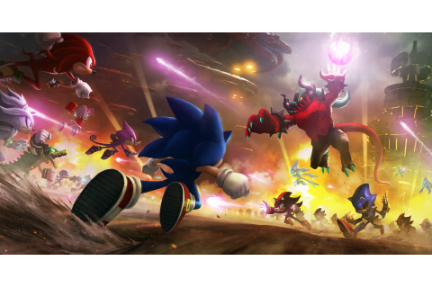 Sonic Forces - Review / Test | pressakey.com