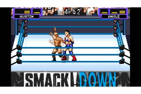 WWF Road to Wrestlemania | GameBoy Advance Review - YouTube