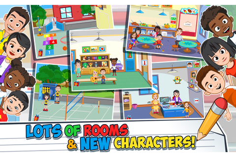 My Town : School - Android Apps on Google Play