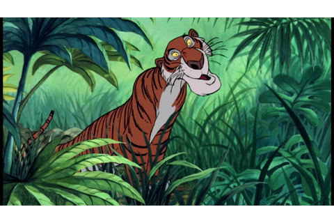 Le Livre de La Jungle | Extrait : Shere Khan | Disney BE ...