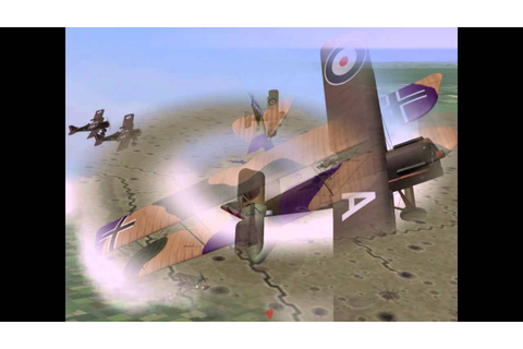 First Eagles The Great Air War 1914-1918 PC 2006 Gameplay ...