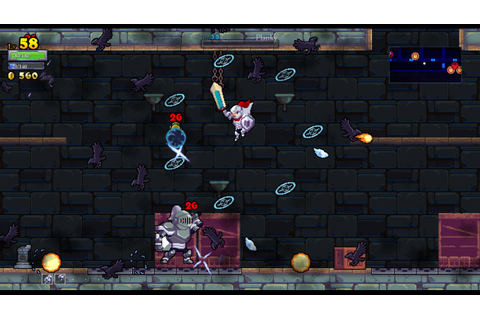 Rogue Legacy Review (PC) :: Games :: Reviews :: Paste