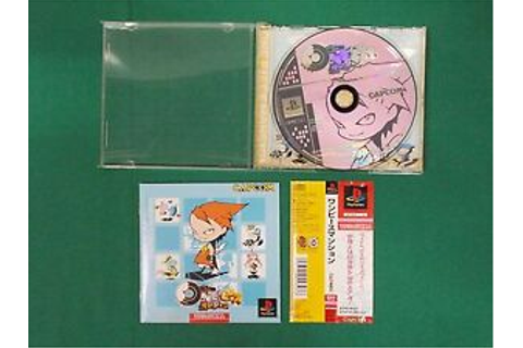 PlayStation -- Onepiece Mansion -- PS1. JAPAN GAME. work ...