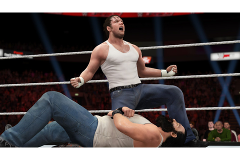 WWE 2K16 - Wrestling Game Free Download Full Version On PC ...