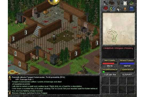 Eschalon Book I (2007) (PC) (Basilisk Games) - YouTube