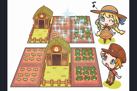 Story of Seasons: Trio of Towns | Nintendo 3DS | Games ...
