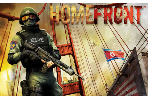 Homefront Game Wallpapers - 1920x1200 - 967215