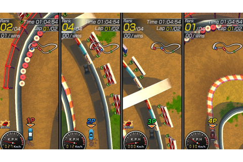 Gotcha Racing 2nd (Switch eShop) Game Profile | News ...