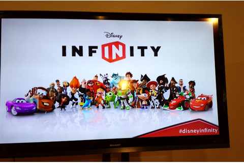 ... Discovers: Disney Infinity - Taking Video Games to the Next Level
