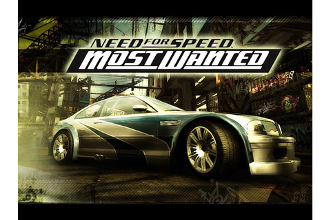 {350mb} NEED FOR SPEED MOST WANTED – 2005 HIGHLY ...