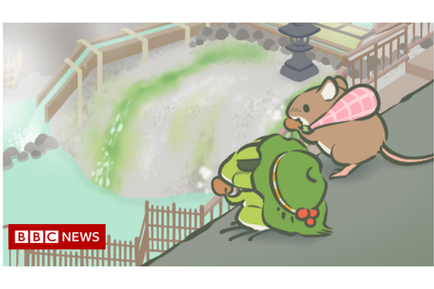 Travel Frog: The cute Japanese game that has China hooked ...