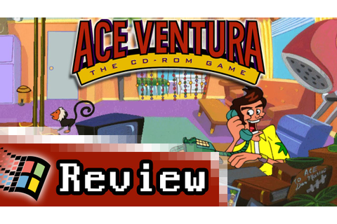 TRG Retro Reviews - Ace Ventura The CD-Rom Game - Windows ...