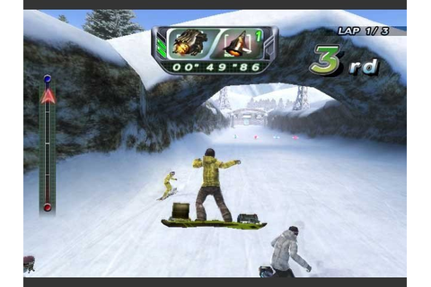 Snowboard Riot Archives - GameRevolution