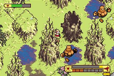 Screens: Boktai: The Sun is in Your Hand - GBA (38 of 38)