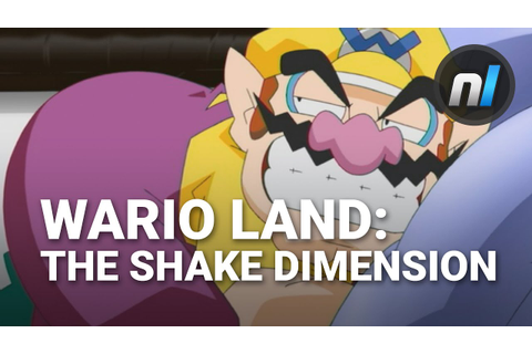 The Prettiest Wii Game - Wario Land: The Shake Dimension ...