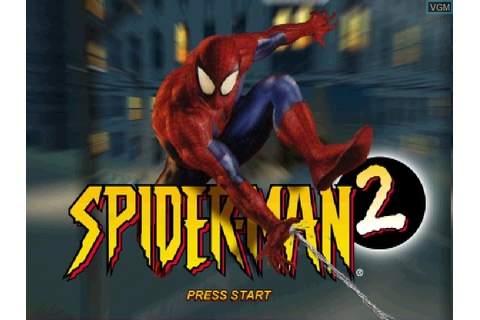 Spider-Man 2 - Enter - Electro for Sony Playstation - The ...