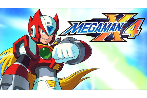 Mega Man X4 - O Favorito do ZÈH!™ (Pt-Br) - PS1 - CJBr ...