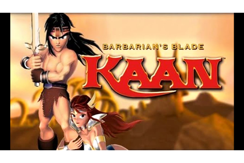 Kaan: Barbarian's Blade ... (PS2) - YouTube
