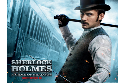 Jude Law in Sherlock Holmes 2 Wallpapers | HD Wallpapers ...