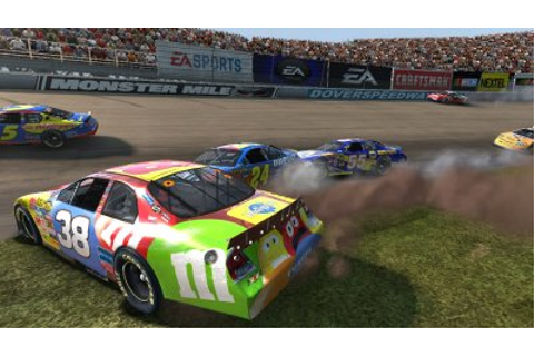 NASCAR 08 - PS3 - Review - GameZone