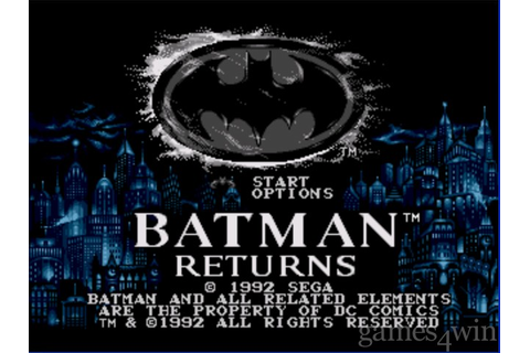 Batman Returns Download