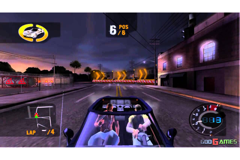 187 Ride Or Die - Gameplay PS2 HD 720P - YouTube