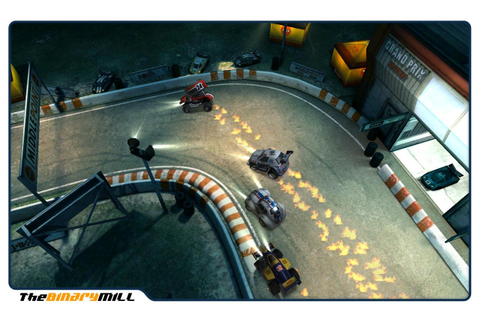 [New Game] Mini Motor Racing Has Little Cars And Big Races ...