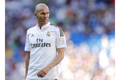 Zinedine Zidane to lead Real Madrid legends against ...
