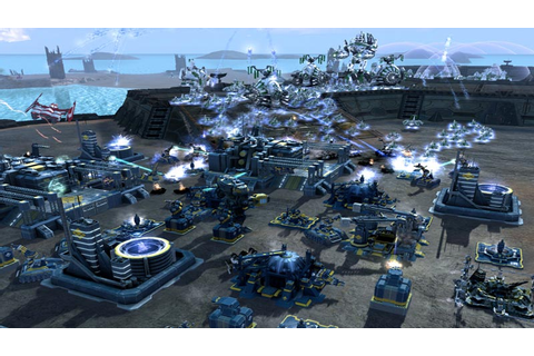 Supreme Commander 2 (Xbox 360): Amazon.co.uk: PC & Video Games