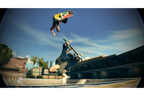 Skate 2 PS3, Xbox 360 review - DarkZero