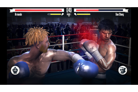 Best 3D Boxing Game for Android & iPhone / iPad - YouTube